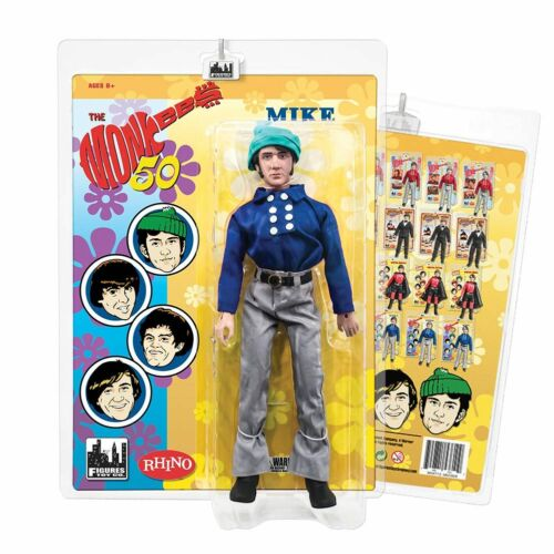 environ 30.48 cm Blue Band Tenue mike nesmith style rétro action figures The Monkees 12 in