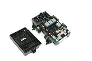 2004-2008 FORD F-150 SUPERCREW FUSE AND RELAY BOX ASSY OEM ...