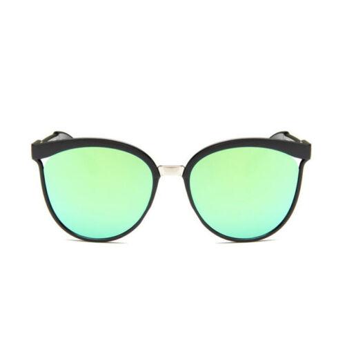 Mirror Designer Flat Lens Sunglasses Outdoor Surfing Fishing Vintage Shades New