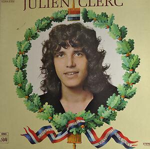 """Julien Clerc - 12 """" LP (R21)"""