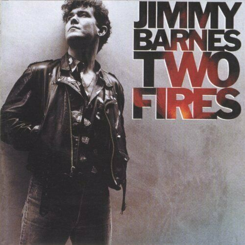 Jimmy Barnes [CD] Two fires (1990; 11 tracks)