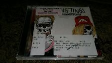 Sounds from Nowheresville by The Ting Tings CD Hit Me Down Sonny Guggenheim Help
