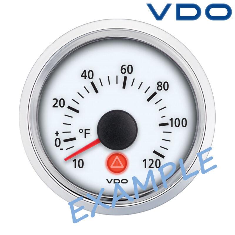 VDO Viewline Außentemperatur Anzeige 52mm 52mm 52mm 2