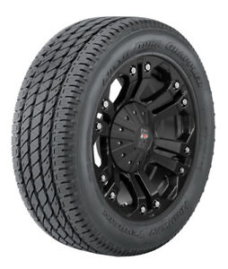 Nitto Dura Grappler >> Details About 2 New Nitto Dura Grappler 117h 60k Mile Tires 2755520 275 55 20 27555r20