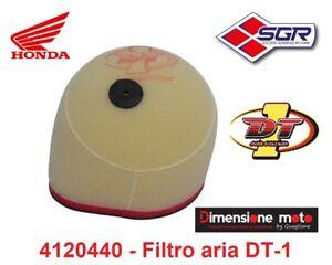 0440-Filtro-Aria-034-DT-1-034-tipo-Originale-per-HM-CRM-125-R-2T-dal-2005-al-2008