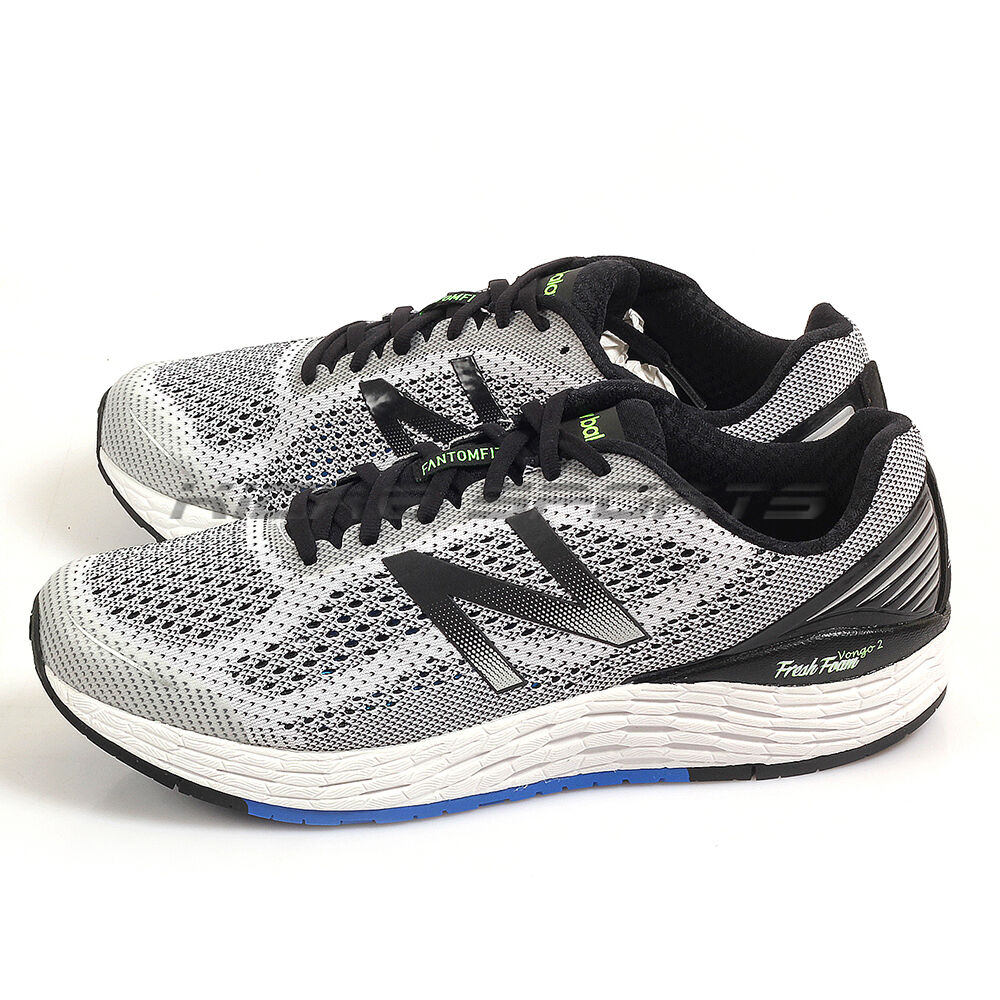 New Balance MVNGOGG2 2E White & Black Performance Sportstyle Running Shoes NB