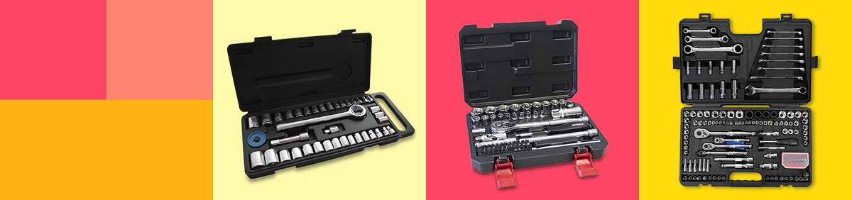 Shop event 20% off Branded Sockets and Screwdriver Sets Draper, Sealey, Silverline and more brands.