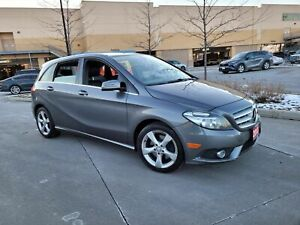 2013 Mercedes-Benz B-Class Navi., Leather,  Auto, 3/Y Warranty Available