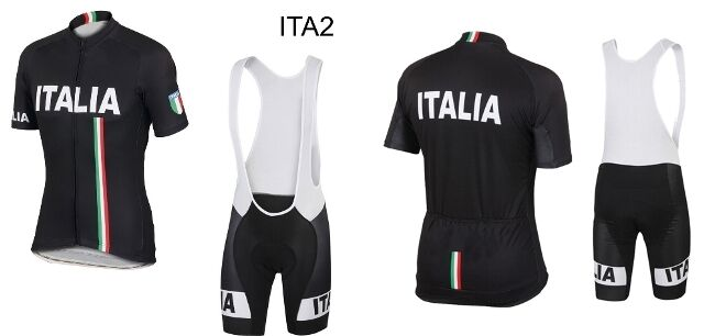 squad 2018 MTB Cycling Jersey + Shorts Suspenders  2018