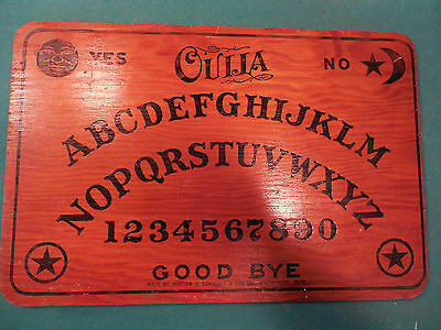 Antique Vintage Morton E Converse Ouija Board Paranormal Ghost