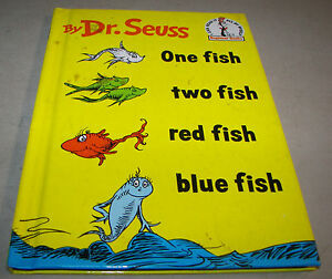one fish two fish red fish blue fish text