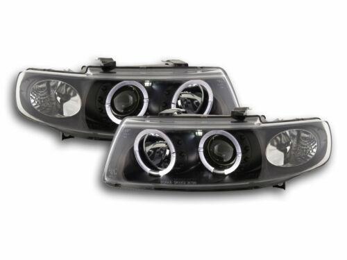 Toledo 1M 97-05 neri 2 lights faros  4250414627171 /> Seat Leon
