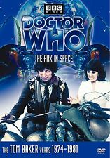 Doctor Who: The Ark in Space (Story 076) - BBC America - region 1 - from the UK