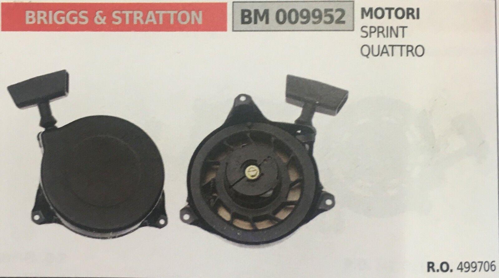 Arrancador de Completo Brumar Briggs & Stratton BM009952
