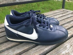 meet cee1a 46728 Details about Nike Cortez 72 Mens Sz 7 ( Run Small) Blue White Shoes EU 40