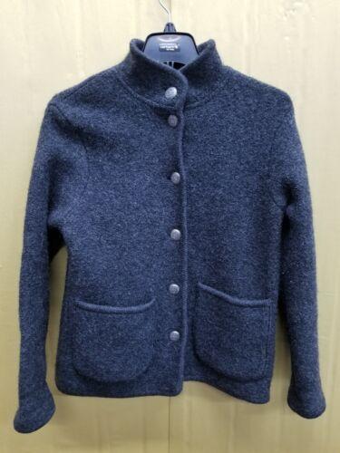 bottone donna a L Sz s Xs in L lana l Giacca grigia da anAft