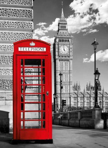 1000 Pieces Clementoni London Platinum Jigsaw Puzzle