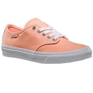 Skate Baskets Orange Camden Rayures Vans Mouche Sport De Chaussures AqO4nY