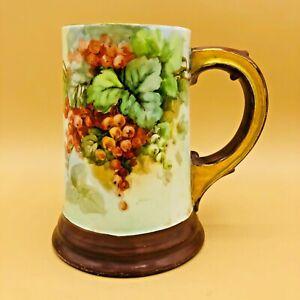 Vintage-Wagner-Bavarian-Ceramic-Beer-Stein
