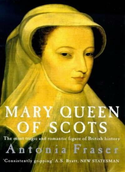 Mary Queen of Scots,Antonia Fraser- 9780749301088