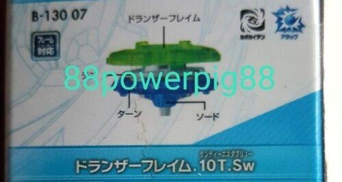 Takara Tomy Beyblade Burst B-130 Random Booster Dranzer Flame .10T.Sw US Seller