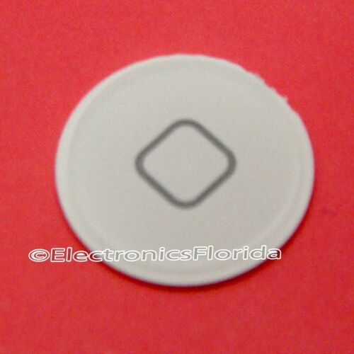 New White Home Main Menu Button Key Buttons New for ipad 2 2nd Generation b334