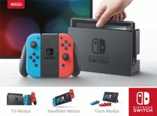 Artikelbild Nintendo Switch Rot/Blau Konsole NEU OVP