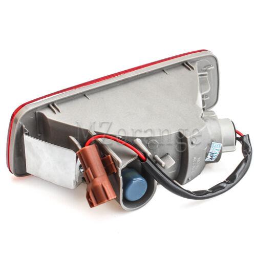 Rear Tail Bumper Fog Lamp Light Reflector For Mitsubishi ASX RVR Outlander Sport