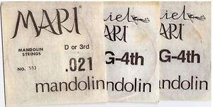 Mandolin-Strings-034-Daniel-Mari-034-Wound-Single-3rd-amp-4th-Strings-3-Pack