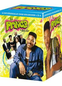 COFFRET  DVD SERIE : LE PRINCE DE BEL-AIR : INTEGRALE SAISONS 1 A 4 - WILL SMITH
