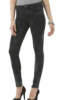Bongo Black Super Soft Skinny Denim Jeans Pants Junior's Ladies Sz 1