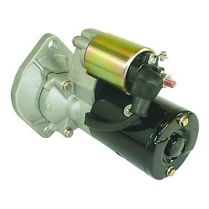image is loading new-starter-fits-yanmar-tractor-ym1700-ym2000-12445077010
