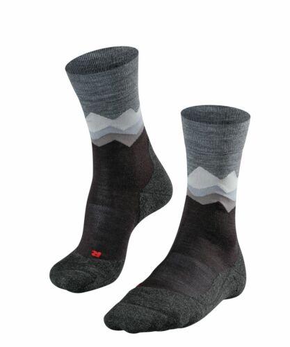 FALKE TK2 Crest Herren Socken Wandersocken Trekkingsocken Outdoorsocken