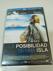 La-Possibilita-De-una-Isola-Michel-Houellebecq-Magimel-DVD-Spagnolo-Francese
