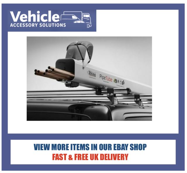 Van Pipe Tube for VW Caddy 2 Metre Rhino RP10