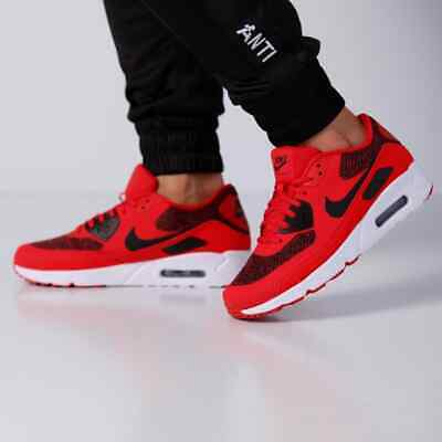 uk availability 97f17 26cb2 Nike Air Max 90 Ultra 2.0 Essential Lifestyle SIZE 9 University Red  875695-604 | eBay