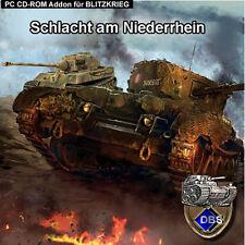 Blitzkrieg Addon Schlacht am Niederrhein