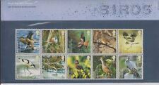 GB 2007 UK SPECIES BIRDS PRESENTATION PACK No. 401 SG 2764-2773 MINT STAMP SET