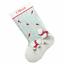 Dimensiones-Oro-contado-Cross-Stitch-Kit-Navidad-Stocking-Santa-Muneco-de-nieve miniatura 9
