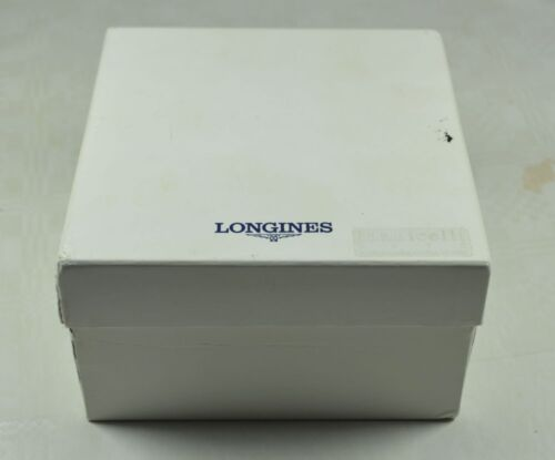 Longines es Box with Packaging Carton Bakelite Top Condition Box Case 2