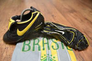 Negar localizar La ciudad  Leyenda de Nike Air Zoom Brasil FG Botas De Fútbol Pro Tamaño 8 en muy  buena condición Ronaldinho Pele   eBay