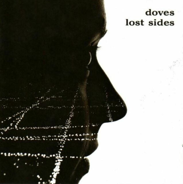 DOVES lost sides (CD, compilation) brit pop, indie rock, very good condition,