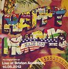 Happy Mondays Live Brixton Academy 2012 Limited Edition RSD 2015 Orange 2lp