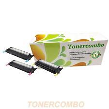 Cyan Magenta Yellow 3 Toner Cartridge for Samsung CLP-315 315w CLX-3175fn 3175fw