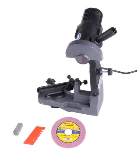 E-Kettenschärfgerät Easy Grinder 85 W und 5000 U/min, Für alle Ketten!