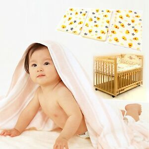 Baby Kids Waterproof Protector Mattress Sheet Bedding Diapering Changing Pads