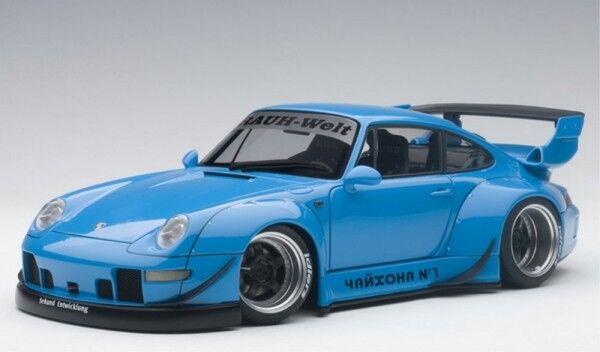 Porsche 911 (993) rwb (Sky bluee)