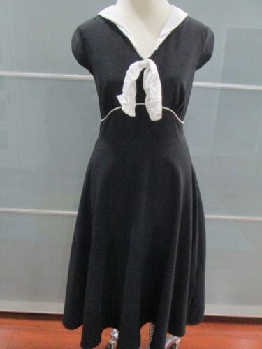 Stop Staring! Pinup Girl Swing Dress Size L