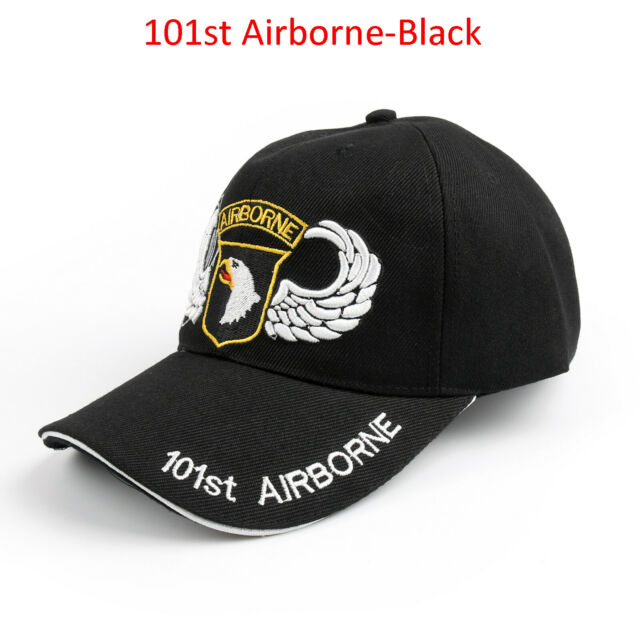 US Army 101 Airborne Division Military Eagle Wing Baseball Cap/Hat/Adjustable/AU