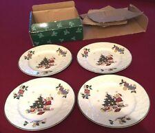 item 3 MIKASA English Countryside \ MAGICAL EVE\  SET OF 4 DESSERT PLATES Christmas Toys -MIKASA English Countryside \ MAGICAL EVE\  SET OF 4 DESSERT PLATES ... & Mikasa Dinner Plates Set of 4 English Countryside   eBay